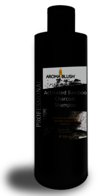 Activated Bamboo Charcoal Shampoo