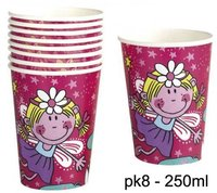 250ML Paper Glass