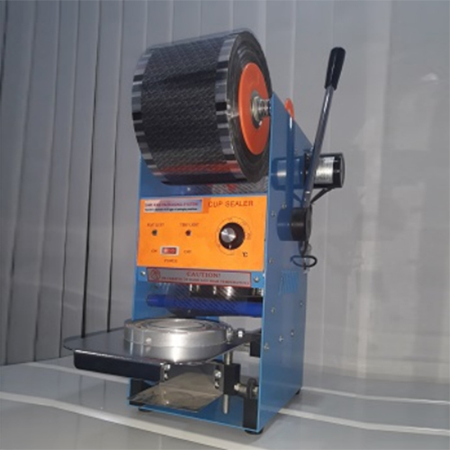 Paper Glass Sealing Machine