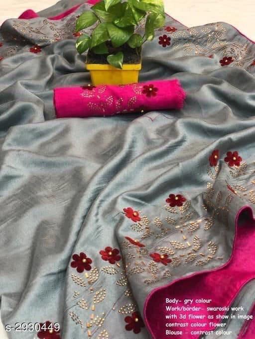 Girls Silk Sarees