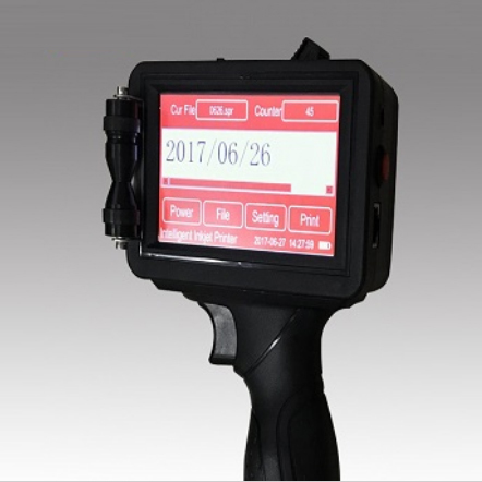Handheld Inkjet Batch Coding Machine M7 Model