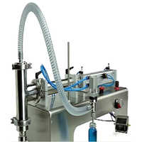 G1WY500 Single Head Liquid Filling Machine