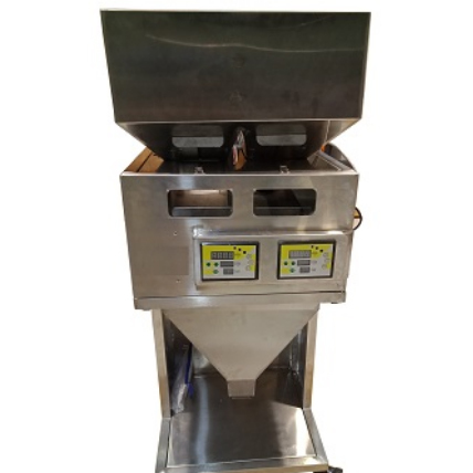Double Head Granule Filling Machine