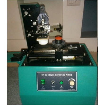 Desktop Electric Pad Printing Machine