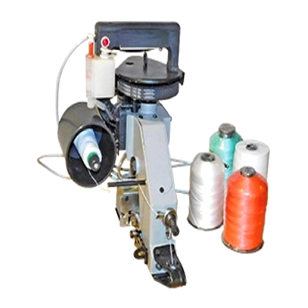 Double Thread Bag Closer Machine