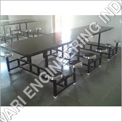 Office Canteen SS Dining Table