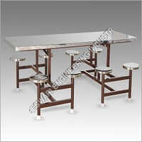 Canteen 8 Seater Dining Table