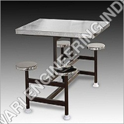 SS And MS Dining Table