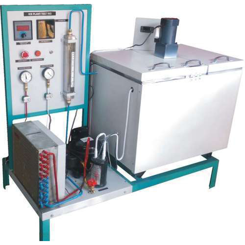 Ice Plant Test Rig Machine