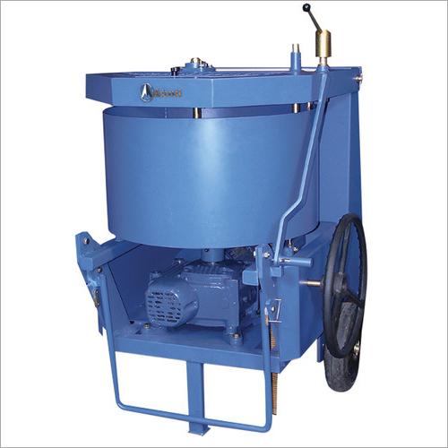 Concrete Pan Type Mixer