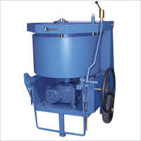 Concrete Pan Type Mixer