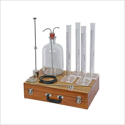 Sand Equivalent Test Apparatus