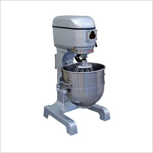 Planetary Mixer With Mortar Mixer