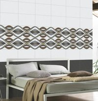 Glossy Ceramic Wall Tiles 300x600 MM