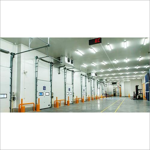 Cold Storage Warehouse Room