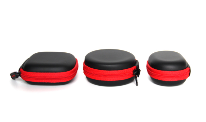Top quality cutomized shockproof EVA mateiral hard Earbud Case