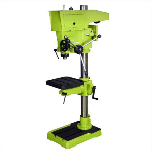 "25mm (1"") Pillar Drilling Machine With Fine Feed Mechanism HMP-19"