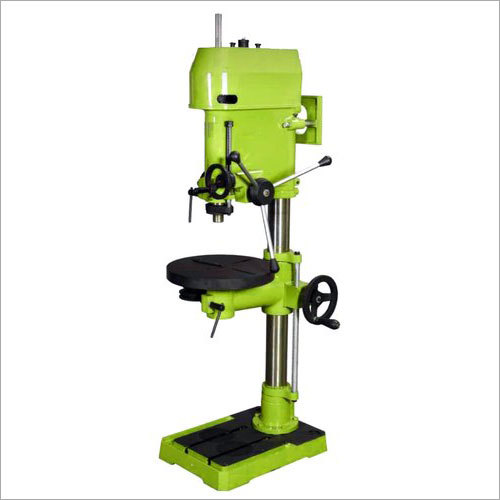 "25mm (1"") 10"" Center 10"" Stock Pillar Drilling Machine HMP-20"