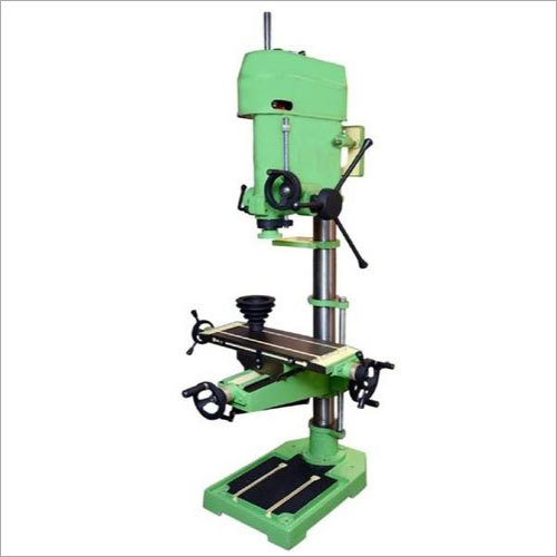 "40mm (1.5"") Milling Cum Drilling Machine HMP-26"