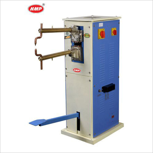 10KVA Semi Copper Heavy Duty Spot Welding Machine Without Timer