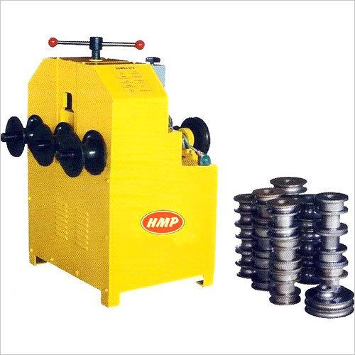 Motorised Round Ring Type Pipe Bending Machine