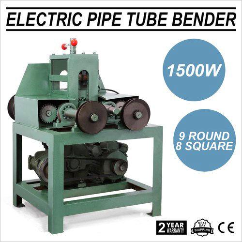 Three Roller Pipe Bending Machine