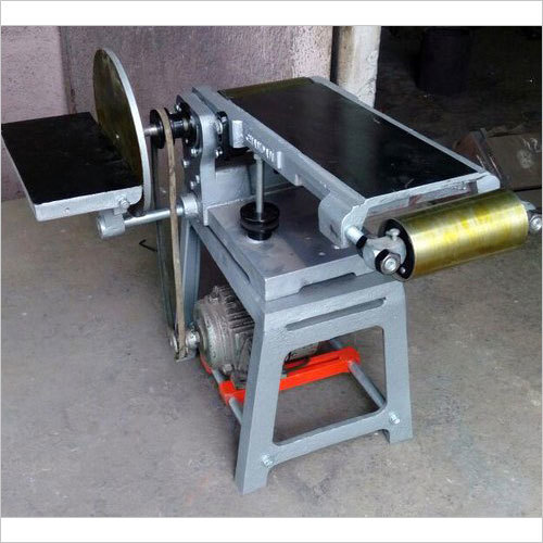 Belt And Disc Sander With Stand