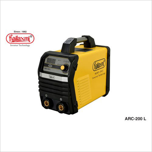 Rajlaxmi ARC 200L Inverter Welding Machine