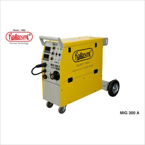 Rajlaxmi MIG 300A Inverter Welding Machine