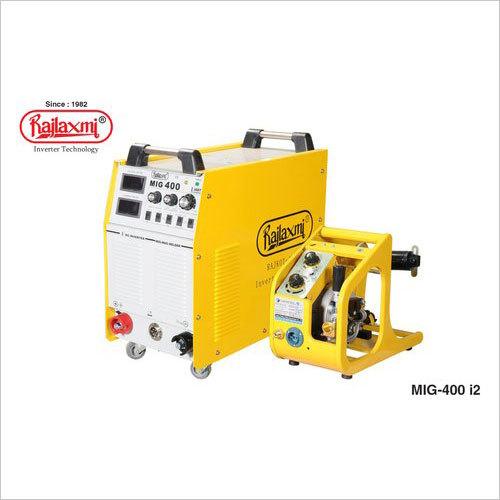 Rajlaxmi MIG 400I2 Inverter ARC Welding Machine