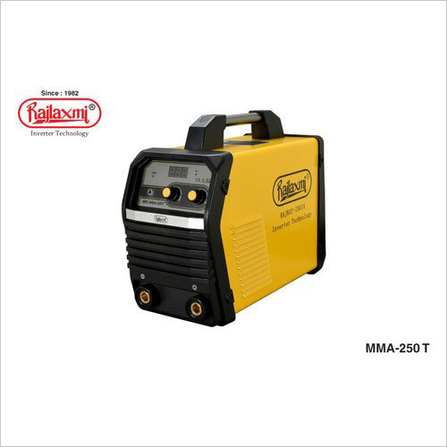 Rajlaxmi MMA 250T Inverter Welding Machine