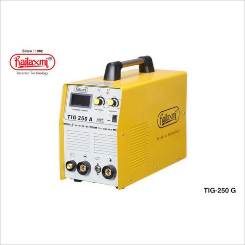 Rajlaxmi TIG 250G Argon Inverter Welding Machine