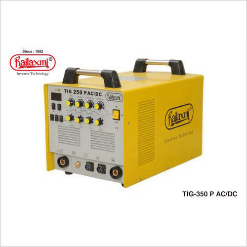 Rajlaxmi TIG 250P ACDC Inverter Welding Machine