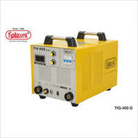 Rajlaxmi TIG 400G Argon Inverter Welding Machine
