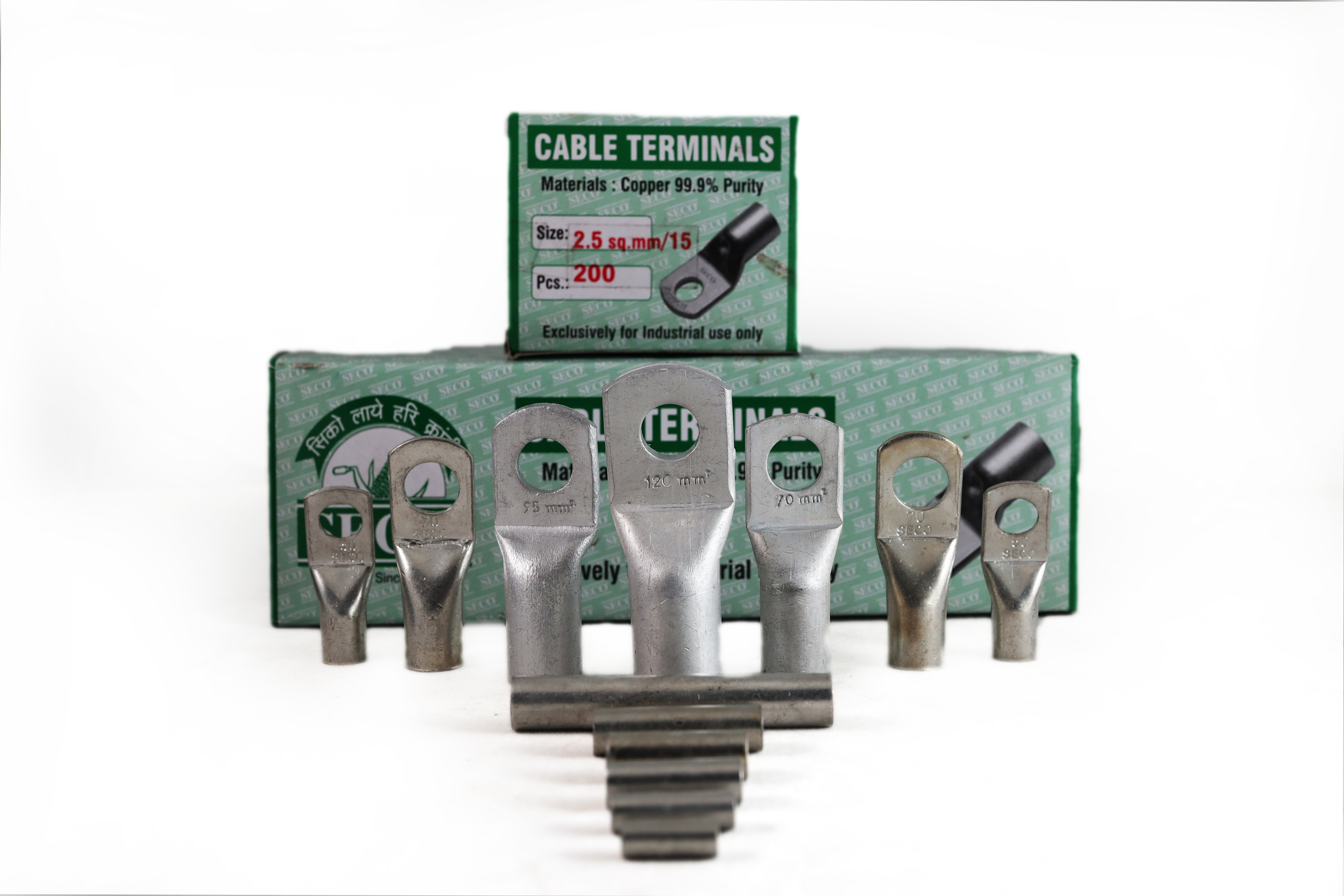 Cable Lugs & Connectors