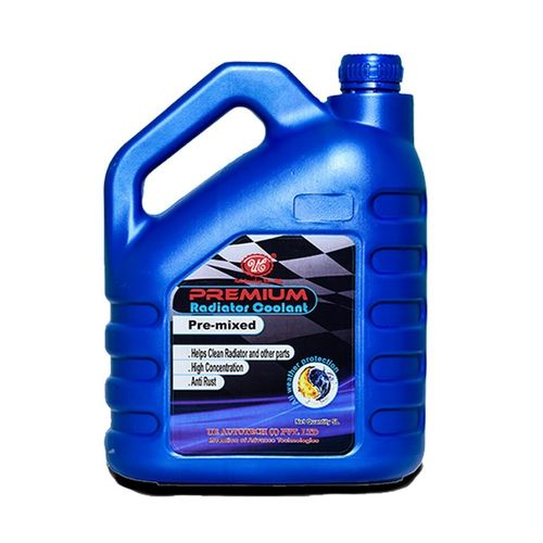 Radiator Coolant Blue