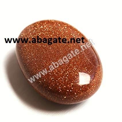 Gold Stone Palm Stone