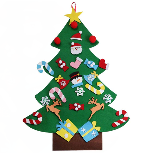 2019 New Felt Christmas Ornaments