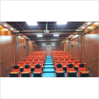 Cinema Hall Interior Design Service