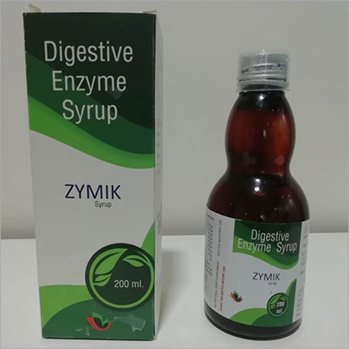 Digestive and Vitamin Supplement Syrup
