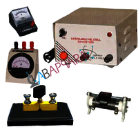 Determination of Internal Resistance of a Cell Using Voltmeter & Ammeter Experimental Set Up Labappara
