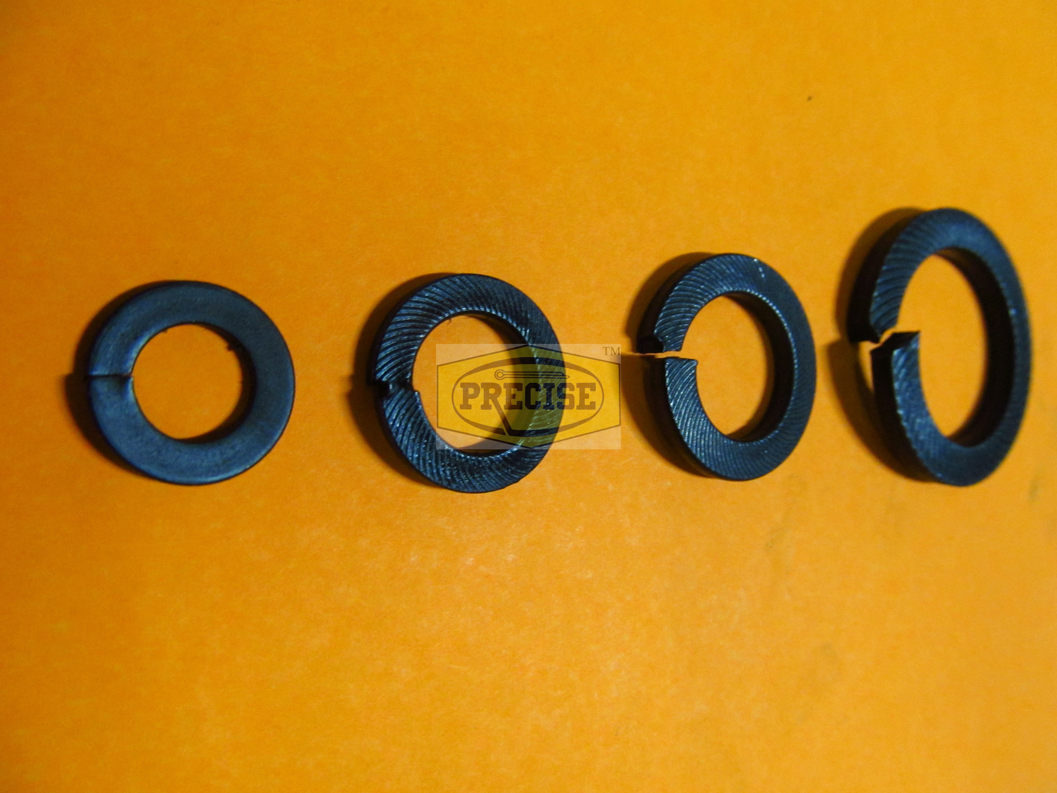 12mm Flat Spring Washers