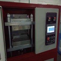 Hydraulic Press Rubber Vulcanizer Machine