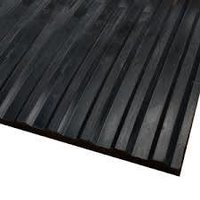 Broad Rib Rubber Mat