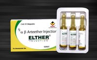 Anti Malaria Injectables (Alpha Beta Arteether 150 Mg Per 2 Ml)