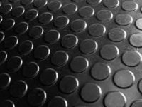 Coin Rubber Mat