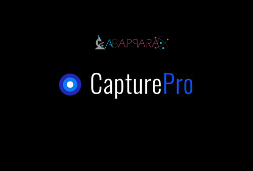 Capture Pro Software