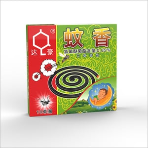 Herb Scented Mosquito Coil