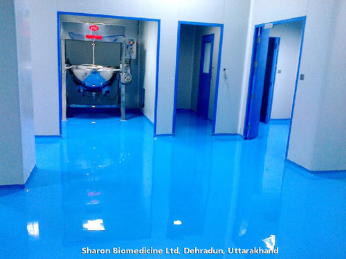 Electrical Insulation Flooring