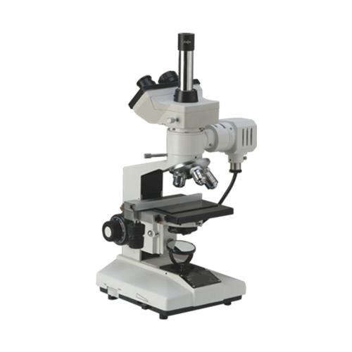 Upright Binocular Metallurgical Microscope
